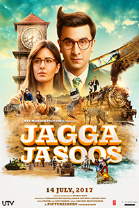 Jagga Jasoos (2D) (TBA) (Hindi)