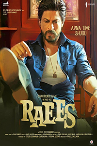 Raees (2D) (15+) (Hindi)
