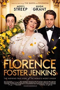 Florence Foster Jenkins (2D) (PG13) (Eng)