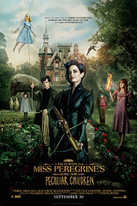 Miss Peregrines Home For Peculiar Children (2D) (PG13) (Eng)
