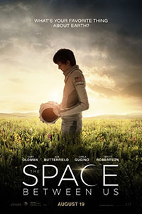 The Space Between Us (2D) (TBA) (Eng)