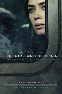 The Girl on the Train (2D) (15+) (Eng)