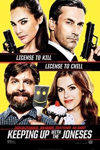 Keeping Up with the Joneses (2D) (15+) (Eng)
