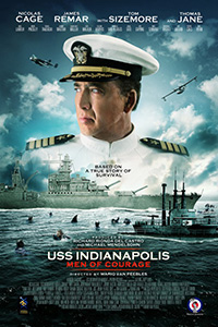 USS Indianapolis: Men of Courage (2D) (15+) (Eng)
