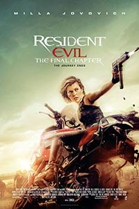 Resident Evil: The Final Chapter (2D) (TBA) (Eng)