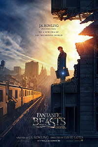 Fantastic Beasts and Where to Find Them (2D) (PG13) (Eng)