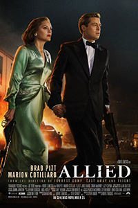 Allied (2D) (15+) (Eng)