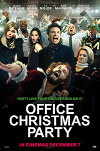 Office Christmas Party (2D) (TBA) (Eng)