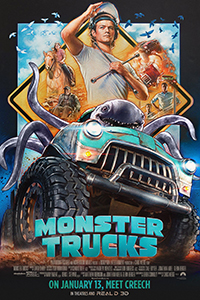 Monster Trucks (2D) (TBA) (Eng)