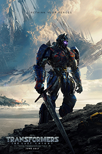 Transformers: The Last Knight (2D) (TBA) (Eng)
