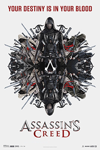 Assassins Creed (3D) (PG13) (Eng)