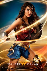 Wonder Woman (2D) (18TC) (Eng)