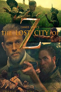 The Lost City of Z (2D) (15+) (Eng)