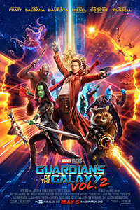 Guardians of the Galaxy 2 (2D) (PG15) (Eng)