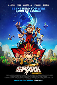 Spark: A Space Tail (2D) (G) (Eng)