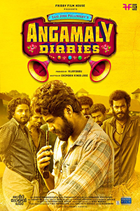 Angamaly Diaries (2D) (PG15) (Mal)