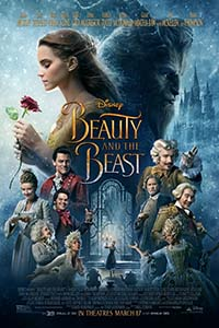 Beauty and the Beast (3D) (PG13) (Eng)