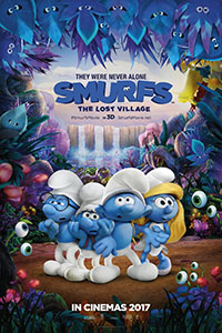 Smurfs: The Lost Village (3D) (G) (Eng)