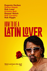 How to Be a Latin Lover (2D) (15+) (Eng)