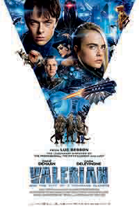 Valerian and the City of a Thousand Planets (3D) (PG13) (Eng)