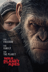 War for the Planet of the Apes (2D) (18TC) (Eng)