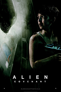 Alien: Covenant (MX4D / 2D) (15+) (Eng)