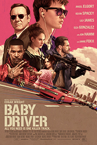Baby Driver (2D) (15+) (Eng)