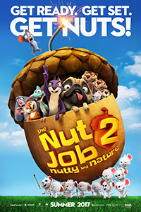 The Nut Job 2: Nutty by Nature (2D) (G) (Eng)