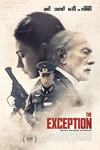 The Exception (2D) (TBA) (Eng)