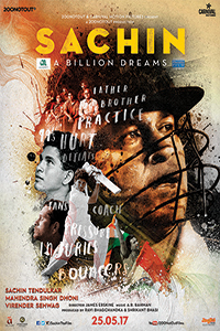 Sachin: A Billion Dreams (2D) (G) (Hin)