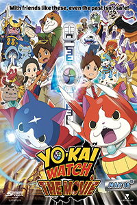 Yo-Kai Watch: The Movie (2D) (G) (Eng)