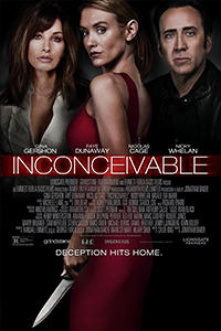 Inconceivable (2D) (18TC) (Eng)