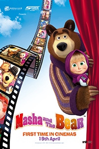 Masha and the Bear (2D) (G) (Eng)