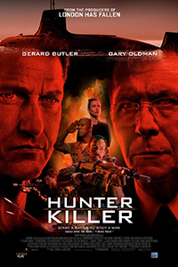 Hunter Killer (2D) (18TC) (Eng)