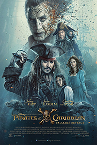 Pirates of the Caribbean 5 (3D) (PG15) (Eng)