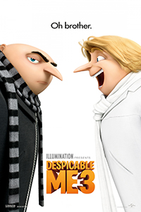 Despicable Me 3 (MX4D / 3D) (G) (Eng)