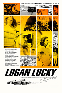 Logan Lucky (2D) (18TC) (Eng)