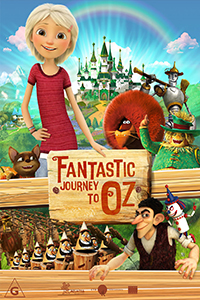 Fantastic Journey to OZ (2D) (G) (Eng)
