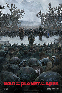 War for the Planet of the Apes (MX4D / 3D) (PG13) (Eng)