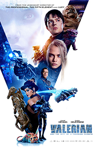 Valerian and the City of a Thousand Planets (MX4D / 3D) (PG13) (Eng)