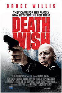 Death Wish (2D) (15+) (Eng)