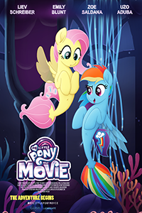 My Little Pony: The Movie (2D) (18TC) (Eng)