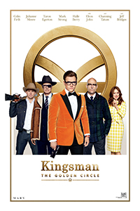 Kingsman: The Golden Circle (MX4D / 2D) (15+) (Eng)