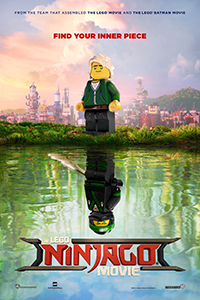 The LEGO Ninjago Movie (3D) (G) (Eng)