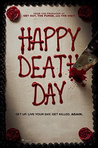 Happy Death Day (2D) (15+) (Eng)