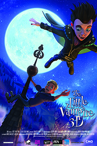 The Little Vampire (3D) (18TC) (Eng)