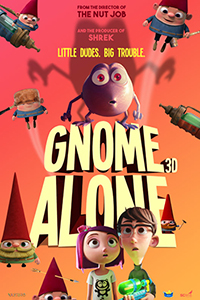 Gnome Alone (2D) (G) (Eng)