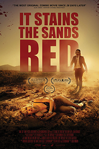 It Stains the Sands Red (2D) (18TC) (Eng)