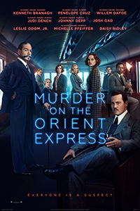Murder on the Orient Express (2D) (18TC) (Eng)