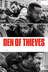Den of Thieves (2D) (15+) (Eng)